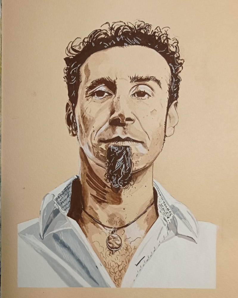 Serj Tankian par unbegabt